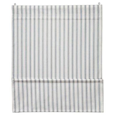 IKEA RINGBLOMMA roleta 60x160 biały/niebieski NOWA
