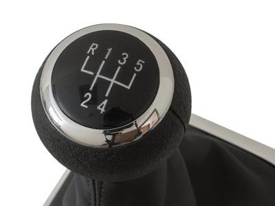 РУЧКА ПЕРЕКЛЮЧЕНИЯ ПЕРЕДАЧ + ЧЕХОЛ VW PASSAT B6 B7 CC