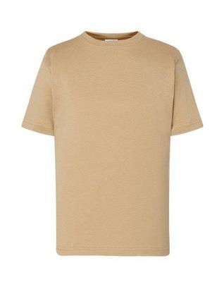 SPORTOWY t shirt dla dziecka bawełna KLASYK 110