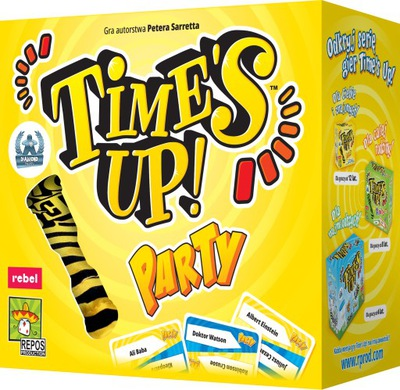 Time's Up Party wydanie 2020