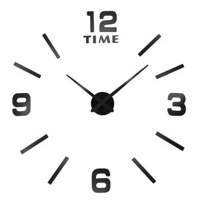 часы instagram DIY 3D современный NAKLEJANY БОЛЬШОЙ