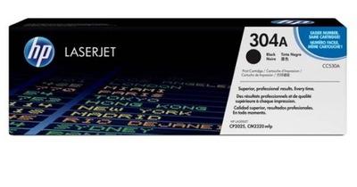 TONER HP ORYGINAŁ CC530A BLACK 304A