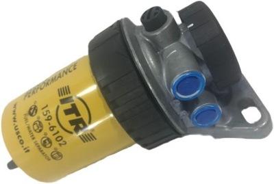 Полный фильтр топлива Гусеница 428C 1383096