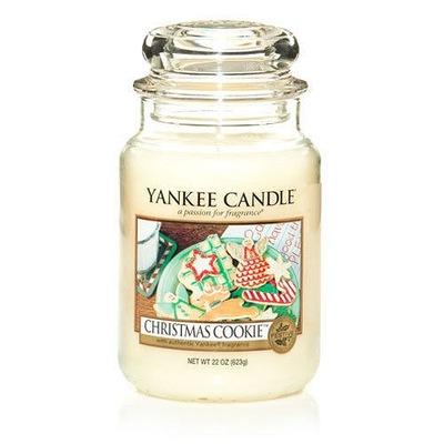 Yankee Candle Christmas Cookie банка Большой 623g