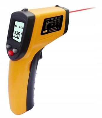 PIROMETR termometr bezdotykowy