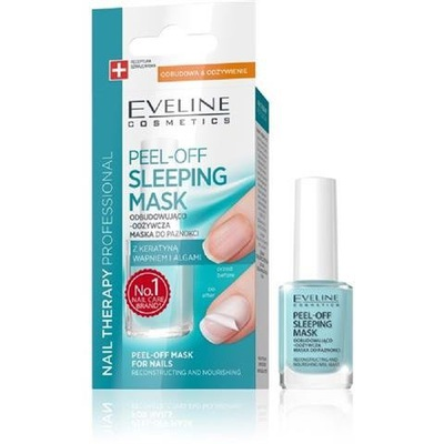 Eveline Nail Therapy Peel-Off Sleeping 12ml
