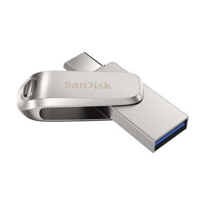 Pendrive SanDisk 128GB Ultra Dual Drive Luxe USB-C
