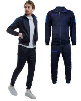 Dres sportowy GIVOVA REVOLUTION blue/royal XL