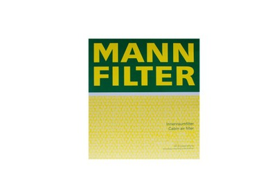 FILTR KABINY MANN SEAT LEON 1.9 TDI 150KM 110KW