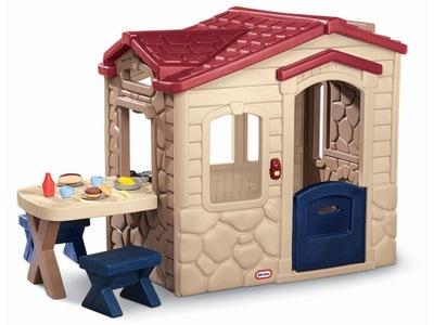 Domček pre-deti, LITTLE TIKES Piknik, dom pad TERASA 170621
