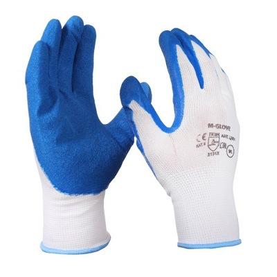 перчатки рабочие защитные ЛАТЕКСА ТОЧНЫЙ R.10