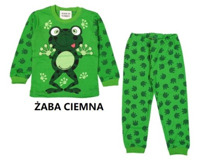 PIŻAMA piżamka dziecięca bawełna RÓŻNE WZORY
