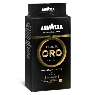 Lavazza QUALITA ORO MOUNTAIN GROWN 250г - молотая