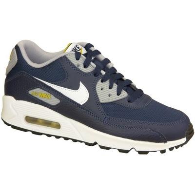 Nike Buty dziecięce Air Max 90 Ultra GS czarne r. 40 (844599 008)