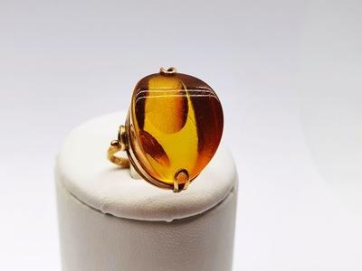 Pierścionek złoty p585 2,9g