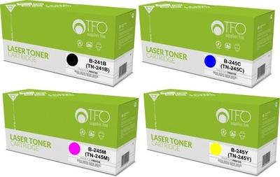 4x TONER BROTHER TN241 CDW HL-3140CW HL-3170CDW