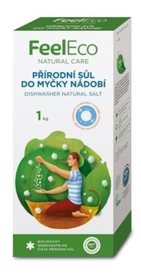 Feel Eco Naturalna sól do zmywarek 1kg