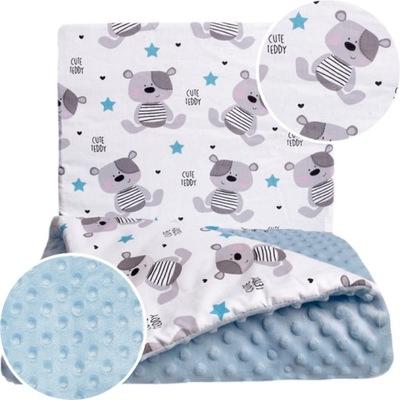 BABYBOOM ОДЕЯЛО + подушка трикотаж 75x100 см премиум