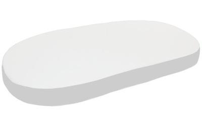 Materac piankowy do kosza Mojżesza 70x36cm