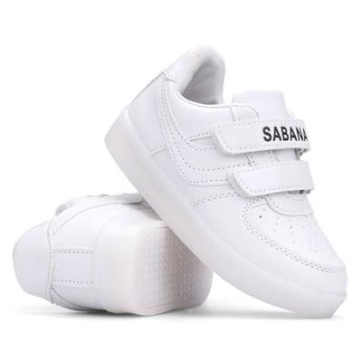 Buty sportowe białe 1 Seyfi 29 Biały