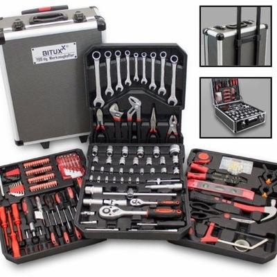 Чемодан Инструментальная комплект Инструментов 799el ключи