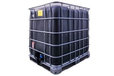 IBC Zbiornik 1000l mauzer - czarny(UV)