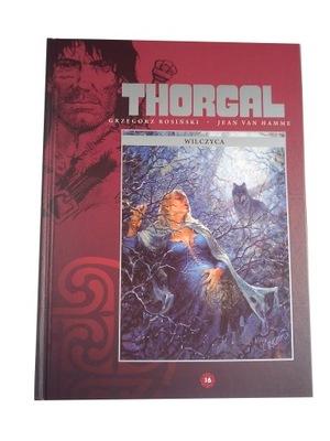 THORGAL HACHETTE 16. WILCZYCA