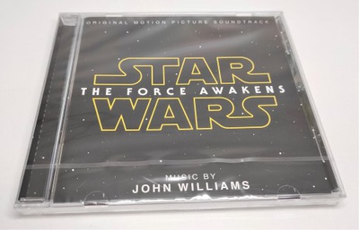 Star Wars - The Force Awakens Soundtrack Williams