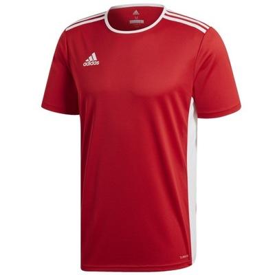 Adidas Koszulka Sportowa Męska Entrada Rozmiar M
