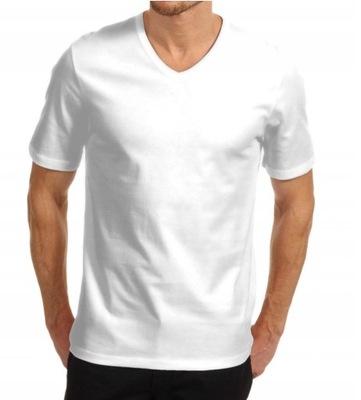 ORIGINAL V-NECK T-shirt MĘSKI w serek FRUIT XL