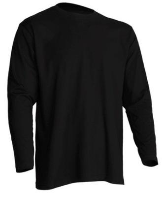 Koszulka z długim rękawem 100% bawełna Kolory 2XL