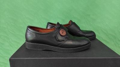 ECCO buty damskie skórzane półbuty roz. 40