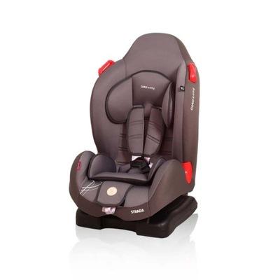 fotelik samochodowy STRADA 9-25kg grey Coto Baby