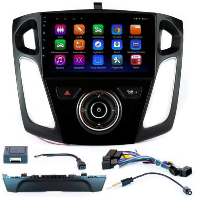 РАДИО FOCUS MK3 FORD ANDROID 2011 2019 GPS USB