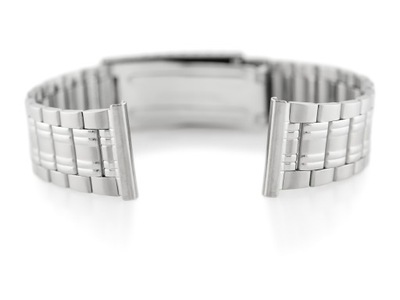 Bransoleta 675S - stalowa HQ - srebrna - 18/20mm