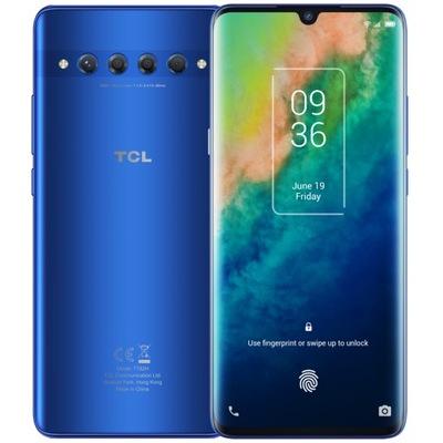Smartfon Tcl 10 Plus 6 256gb Nfc 4g Lte Niebieski 9834571638 Oficjalne Archiwum Allegro