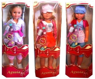 Agusia je obrovský chôdza 80 cm bábiku