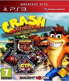 Crash Bandicoot Zlota Kolekcja Cyfrowa Ps3 4 Gry 9272764333 Oficjalne Archiwum Allegro
