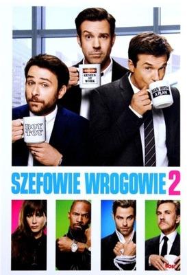 DVD SZEFOWIE WROGOWIE 2 Folia