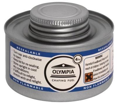 Олимпия, Топливо жидкие ??? гриля , 11 вниз