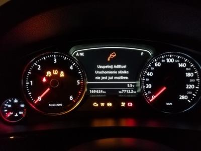 AUDI VW SEAT RENAULT OPEL ADBLUE ВЫКЛЮЧЕН WYLACZENIE