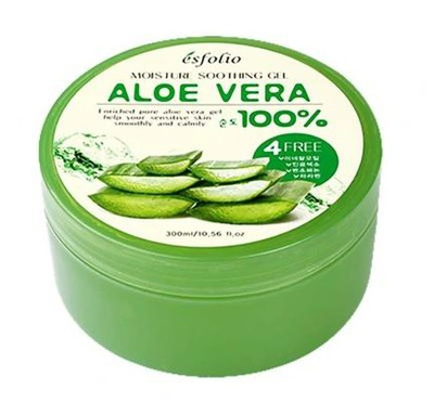 ESFOLIO GEL ALOE VERA 100% żel aloesowy 300ml
