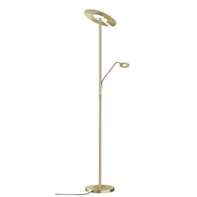 Lampa PODŁOGOWA stojąca LED regulowana 3 BARWY