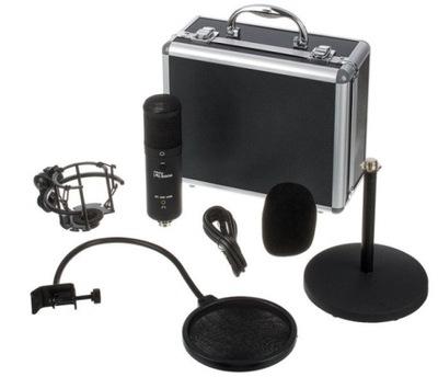 Mikrofon pojemnościowy the t.bone SC 420 USB Case