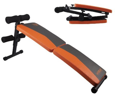 LIVEUP ŠPORT LSI209 FITNESS BABY BENCH