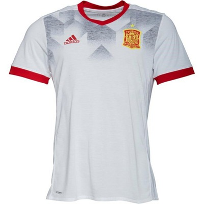 Adidas Koszulka Reprezentacji Hiszpanii S 7370745285 Oficjalne Archiwum Allegro