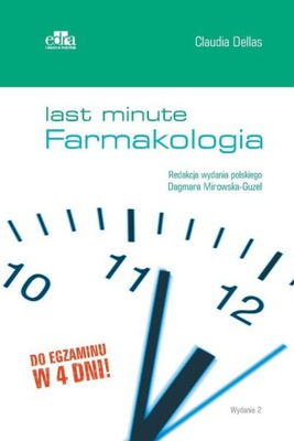Farmakologia LAST MINUTE kompendium TANIO