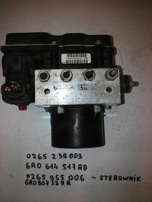 НАСОС ABS ESP VW POLO V 1.4 0265239003 6R0614517AD