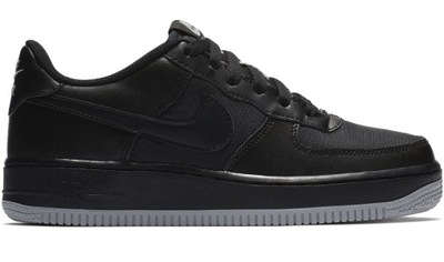 Czarne Buty Nike Air force 37+certyfikat