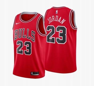 Nike Koszulka NBA CHICAGO BULLS JORDAN 23 r. L